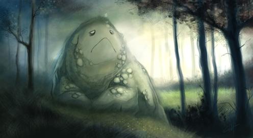 Blobby Monster
