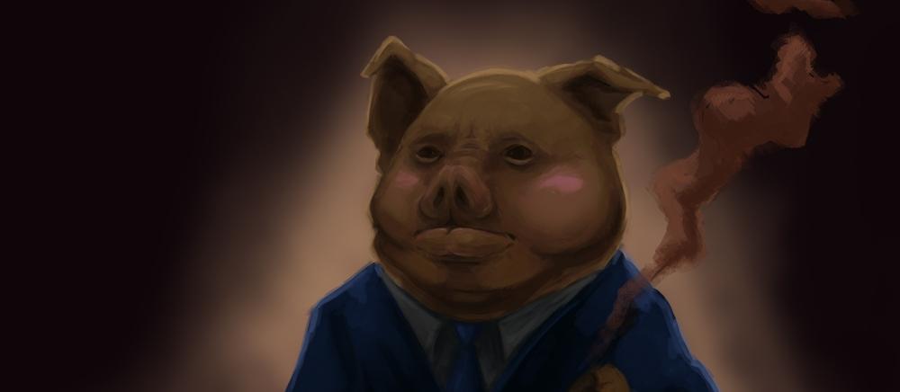 Piggy (Header)